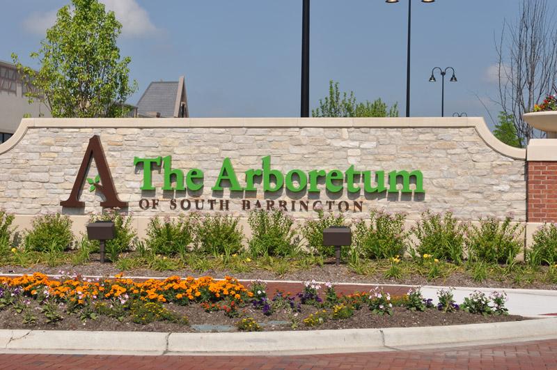 The Arboretum of South Barrington - J. M. Irrigation