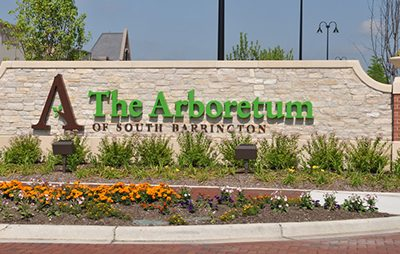 THE ARBORETUM OF SOUTH BARRINGTON
