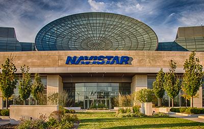 NAVISTAR INTERNATIONAL HEADQUARTERS IN LISLE